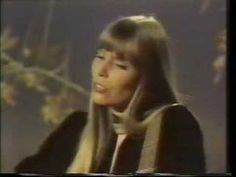 Joni Mitchell-Both Sides Now (The Johnny Cash Show)