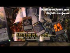 Yu-Gi-Oh! Master Of Pendulum - Killzown Unboxes