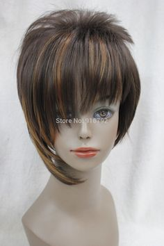 Google Image Result for http://i00.i.aliimg.com/wsphoto/v0/1905930694_1/FREE-SHIPPING--font-b-Asymmetrical-b-font-brown-mix-strawberry-blonde-short-straight-synthetic-woman.jpg