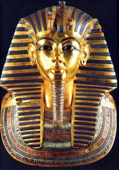 Tutankhamon mask