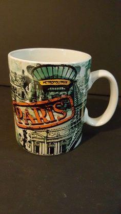 Creative Tops PARIS LE DOME Made In England Tea Coffee Mug Cup  #CreativeTops
