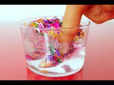 How To Make Crunchy Iceberg Slime! ♡ DIY Fluffy Iceberg Slime! ASMR Slime! FAILED?! - YouTube