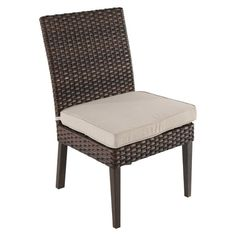Halsted 7-Piece Wicker Patio Dining Set - Threshold™ : Target
