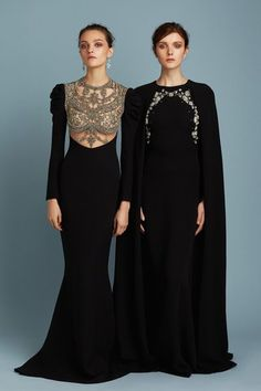 Reem Acra Pre-Fall 2017 Fashion Show Collection: See the complete Reem Acra Pre-Fall 2017 collection. Look 27 Trend Fashion, Fashion 2017, Couture Fashion, Love Fashion, Runway Fashion, High Fashion, Fashion Show, Fashion Design, Petite Fashion
