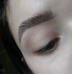 My first soap brow #inspiredbydesiperkins #soap #brow