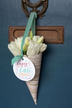DIY May basket