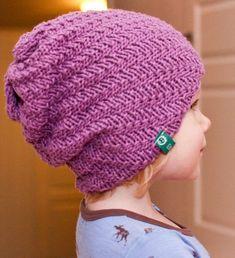 Så utruleg kjekt at huene eg har strikka falt i smak. Eg har fått fleire hyggelege bestillingar på huene, og spørsmål om oppskrifta vert lagt ut – så her kjem mønsteret. Vert veldig glad om d… Crochet For Kids, Knit Crochet, Knitting Projects, Crochet Projects, Baby Barn, Headbands, Knitted Hats, Knitting Patterns, Diy And Crafts