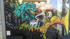 Kaiju coffee. Peets Coffee: Portland, OR