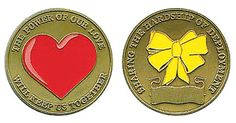 POWER OF LOVE COIN ITEM # CC-499