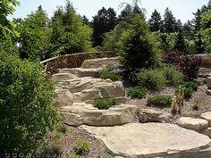 Morton Arboretum in Lisle, Illinois