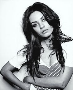 #Mila Kunis as Leila? #FiftyShades @50ShadesSource www.facebook.com/FiftyShadesSource