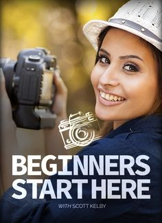 "New photographers—this course is for you! Scott Kelby's ""Beginner's Start Here"" covers all the basics and provides you with the info you need to get out there are start taking photos"