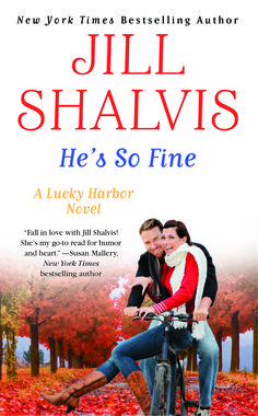 HE'S SO FINE (Lucky Harbor #11) by Jill Shalvis ~ Release Day Giveaway & Review at Ms C's Diversions ~ Available September 30th 2014  For Olivia Bentley, Lucky Harbor is more than the town where she runs her new vintage shop. It's the place where folks ...