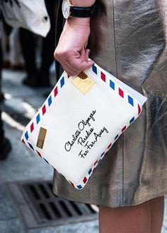 envelope :: Charlotte Olympia