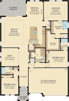 Building A House Quotes Porches Key: 8423247126 New House Plans, Dream House Plans, Small House Plans, House Floor Plans, Messina, Modern House Design, Home Design, Morton Homes, Porches