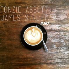 With less than 10 days to go on our 365 coffee adventure, we popped into Fonzie Abbott Espresso's new location in James Street on this grey Tuesday morning. Brisbane, Street, Day, Cafes