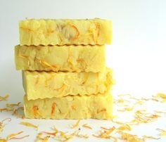 LEMON SPEARMINT Soap Citrus Scented