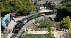 Jardin des Trains Ardèchois - Ardeche plein coeur