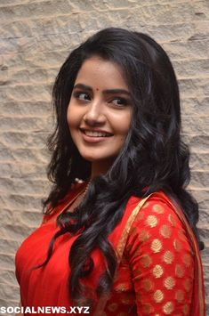 Actress Anupama Parameswaran Stills - Social News XYZ Beautiful Bollywood Actress, Most Beautiful Indian Actress, Beautiful Actresses, Beautiful Girl In India, Beautiful Girl Photo, Beautiful Women, Beauty Full Girl, Beauty Women, Beauty Girls