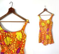 Vintage 1960s Swimsuit / Catalina Bathing by SmallEarthVintage, $38.00