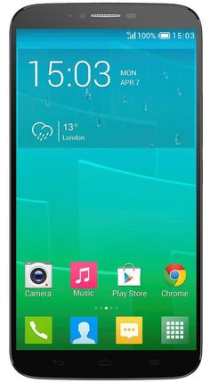 Alcatel One Touch Hero 2 Front View