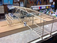 Wright Flyer by Mike Ragonese