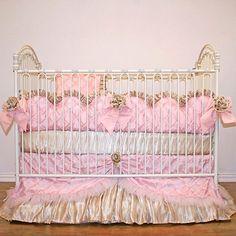 Bella Baby Bedding from PoshTots