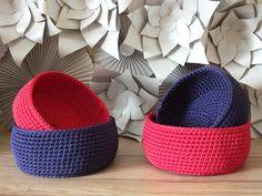 Crochet double twins