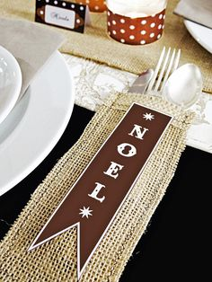 place setting <3