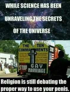 What do you think is religion keeping up? Secular Humanism, Anti Religion, Religion Funny, Science Vs Religion, Secrets Of The Universe, Question Everything, Thing 1, In This World, Christianity