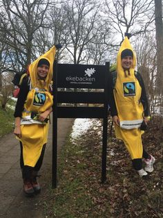 Behind-the-scenes photos from the #Bananvandringen hike across Sweden to raise awareness for #Fairtrade. To read the stories behind the fun #banana images go to http://bananvandringen.blogspot.se
