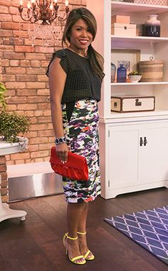 Thrift Store Trend Makeover Reveal - Rose's New Look