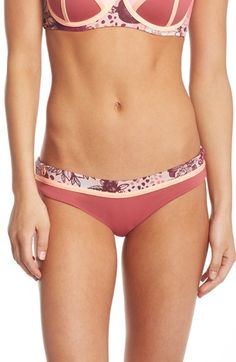 b8d46191839b9 Maaji  Rosewood Signature  Reversible Bikini Bottoms Swimsuit Shops