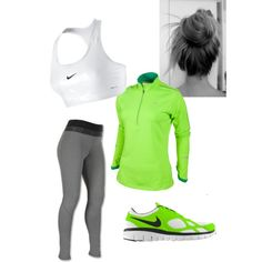 Love nike running gear ❤.