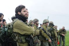 Israeli reservists train during a battalion training exercise in the Golan Heights, March 2011.