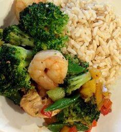 Chicken and Shrimp Stir Fry Recipe