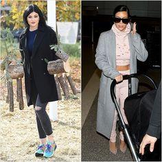 Kylie vs Kim