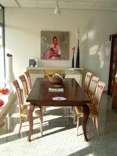 Restauro / Restoration Restoration, Dining Table, Furniture, Home Decor, Decoration Home, Room Decor, Dinner Table, Home Furnishings, Dining Room Table