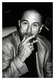 Roxanne Lowit. Robert De Niro, NY 1996.