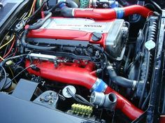 S30Z RB26DETT - shop Rocky Auto old car, great car (Hakosuka-Kenmeri-Fairlady Z · GT-R)