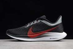 4fa87464876b7 Nike Air Zoom Pegasus 35 Turbo 2.0 Black Red AJ4114-006