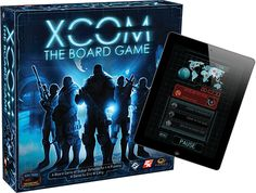 'XCOM: The Board Game', A Board Game Based on the Video Game Franchise About Fending Off an Alien Invasion