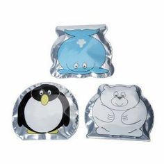 Keep your little bunnies lunch bags cool with these Polar Gear Ice Packs from Bunny Bumpkin. £4.99