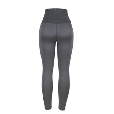 The back of gray body shaper pants Custom Sportswear, Short Torso, Body Curves, Improve Posture, New Fashion Trends, Private Label, Workout Wear, Thighs