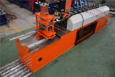 #Shutter #Door #roll #forming #machine is one widely roll forming machine we manufactured. The shutter door sheet after formed are widely used in the hotel, bank, shop etc. As used more and more .So the customers want the shutter door roll forming machine in good quality. Still now we have three style of the shutter door roll forming machine,  one is Comprehensive Style , one is Powerful Style , the newest one is Gear Box Style.
