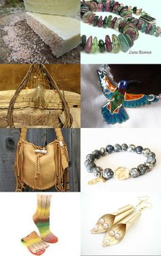 Saturday Finds by Nancy and Bruce on Etsy--Pinned with TreasuryPin.com