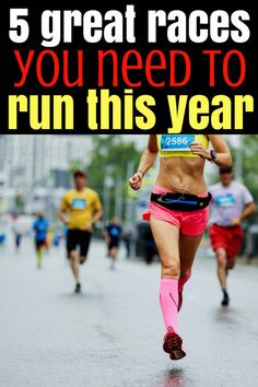 No matter what level you are as a runner, we all have our favorite races. Here are the best West Coast races that runners of all abilities will love. Workouts For Teens, Running Workouts, Running Tips, Fun Workouts, Fitness Tips For Men, Fitness Workout For Women, Health And Fitness Tips, Commercial Break Workout, Running Training Programs