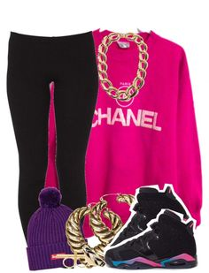 """""""gold gang."""" by livelifefreelyy ❤ liked on Polyvore"""