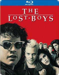The Lost Boys (1987) | Blu-ray Movie | SteelBook