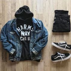 Swag Outfits Men, Stylish Mens Outfits, Dope Outfits, Casual Outfits, Men Casual, Fashion Outfits, Hype Clothing, Mens Clothing Styles, Tomboy Fashion